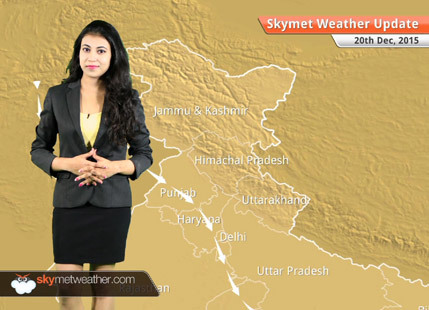Weather Forecast for December 20: Northeast Monsoon active in Tamil Nadu, Dense fog in East India