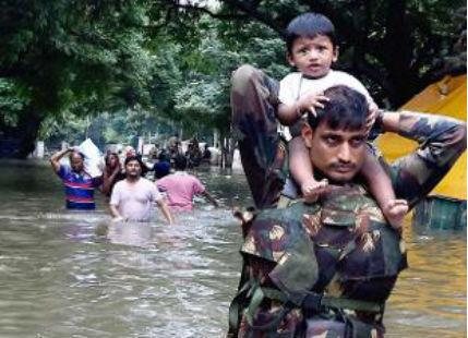Chennai rescue