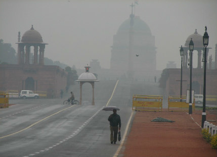 Delhi observes coldest day and night of the season