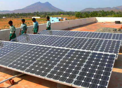 India approves Rs. 5000 crore solar plan