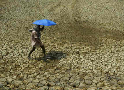 Climate Change to result in temperature rise in Northeast India