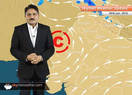 Weather Forecast for January 26- Amid cold and foggy weather India celebrate 67th Republic day