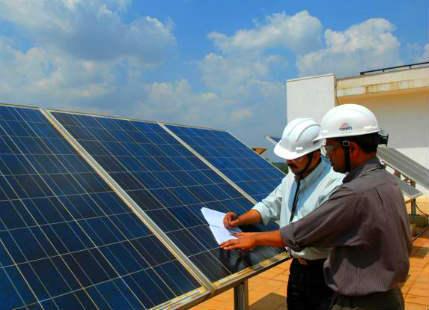 Hyderabad Airport Solar