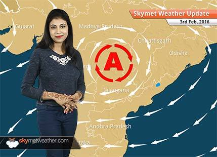 Weather Forecast for February 03: Winter at bay despite drop in minimums in North India