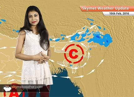 Weather Forecast for February 10: North India to witness prolonged spell of rain and snow
