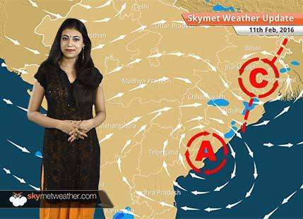 Weather Forecast for February 11: Snowfall over Jammu Kashmir, Rain in North India and Rajasthan