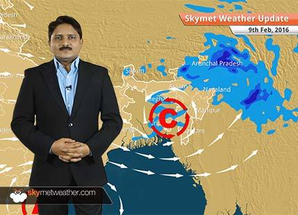 Weather Forecast for February 09: Winter chill continues over plains of Northwest India
