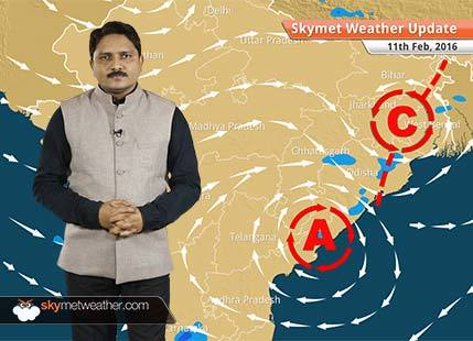 Weather Forecast for February 11: Snowfall over hills of north, Increase in temperature over plains