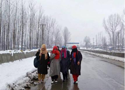 Kashmir winter