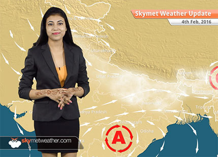 Weather Forecast for February 04: Morning in North India to be cold and fog free
