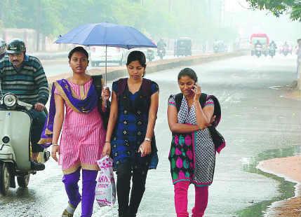 Rain Odisha