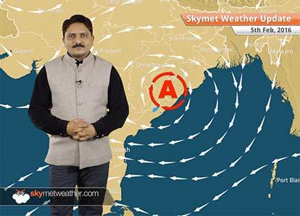 Weather Forecast for February 05: Rise in temperatures over north India