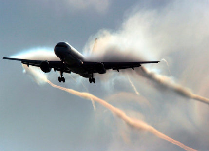 Climate Change to make air travel longer and expensive?