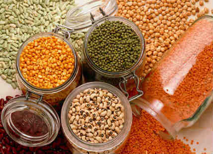 Eat more pulses to fight climate change