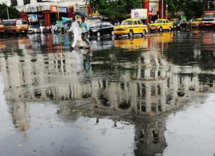 Kolkata, Ranchi, Bhubaneswar to receive rain, temperatures to drop