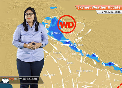 Weather Forecast for March 27: Heat wave to continue over Telangana and North Interior Karnataka