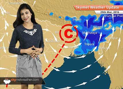 Weather Forecast for March 29: Summer approaching Delhi and North India, Heatwave in South India