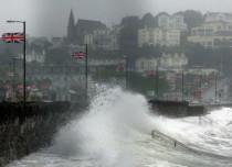 england storm