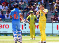 Rain may play spoilsport at India Australia match in Mohali