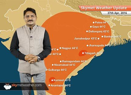 Weather Forecast for April 27: Rise in temperature over Delhi and NCR