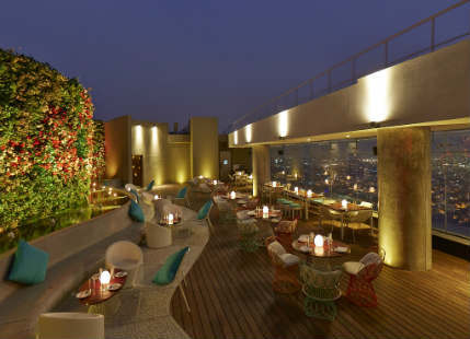 25 Rooftop Restaurants to Enjoy Bangalore's Weather