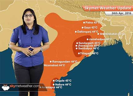 Weather Forecast for April 24: Murcury to rise in North India, heatwave in Odisha, Maharashtra