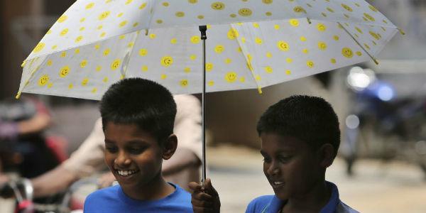 Summer in India3