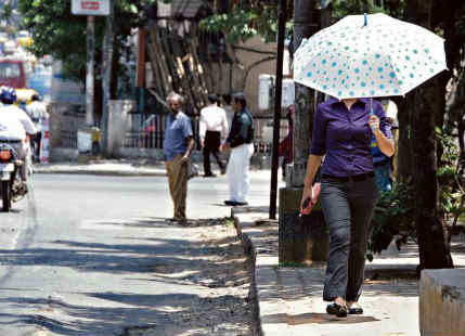 Is Bangalore's pleasant weather title in danger?