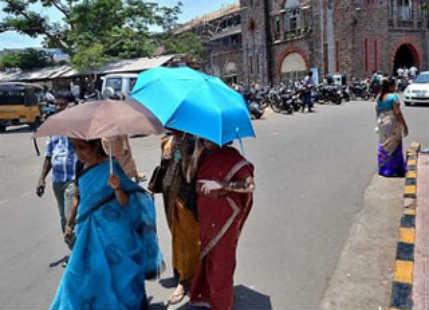 Chennai to get marginal relief from scorching summer heat