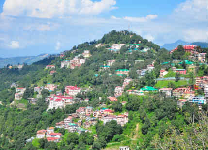 Shimla records highest maximum of the season, rain to bring relief