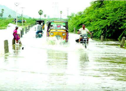 Anantapur rain