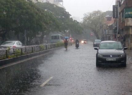 Chennai rains to get more intense as depression moves closer