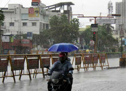 Chennai rains break five year old record, heavy showers end long dry spell