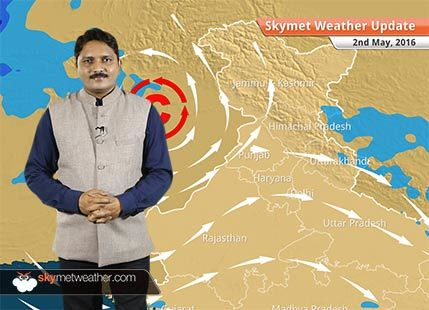 Weather Forecast for May 2: Light rain may bring relief in parts of Maharashtra and Telangana