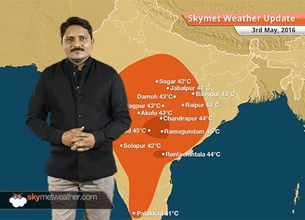 Weather Forecast for May 3: Pre-Monsoon rain to bring relief from heatwave