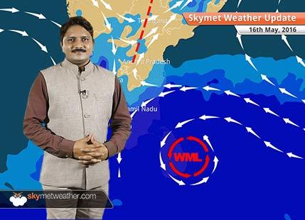 Weather Forecast for May 16: Weather system in Bay of Bengal intensified into well marked low
