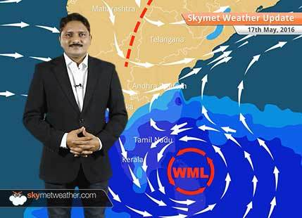 Weather Forecast for May 17: Weather system in Bay of Bengal intensified into well marked low