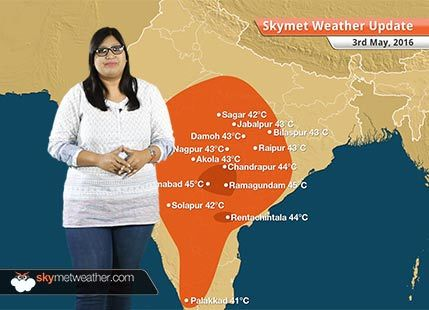 Weather Forecast for May 3: Rain in Delhi, Bangalore and Kolkata, heatwave to abate