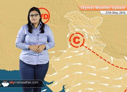 Weather Forecast for May 27: Rains in Kerala to increase as Monsoon in India inches closer