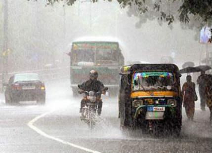 Cyclone Roanu gives record breaking rain over Thiruvananthapuram