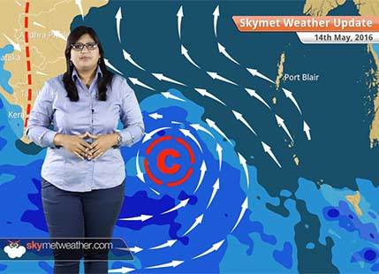 Weather Forecast for May 14: Low pressure area likely in Bay of Bengal, Rain in Hyderabad, Bangalore