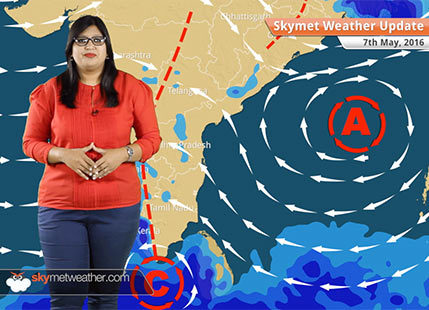 Weather Forecast for May 7: Rain to continue over Bangalore, Hyderabad and Kolkata