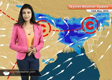 Weather Forecast for May 12: Good Monsoon system developing in Bay of Bengal
