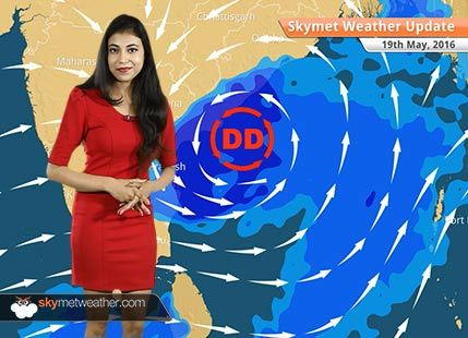 Weather Forecast for May 19: Cyclone Alert in Andhra Pradesh, Odisha; Chennai rains to decrease