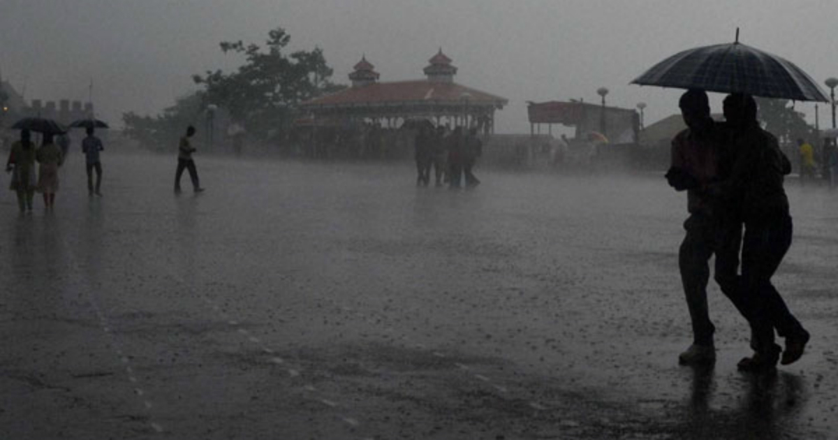 Puducherry rains