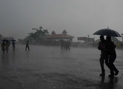 Puducherry records 53 mm rain in just 3 hours