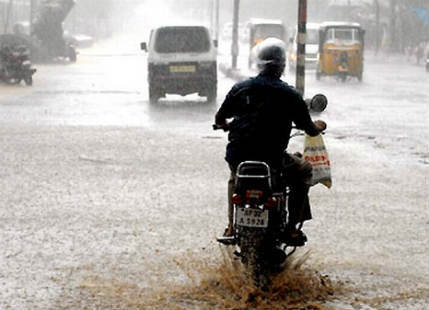 Rain threat shifts to Andhra Pradesh as system in Bay strengthens