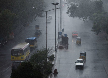 Rain to continue over Hyderabad