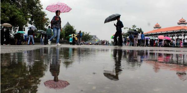 rain in shimla