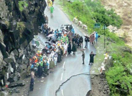 Landslides in Uttarakhand